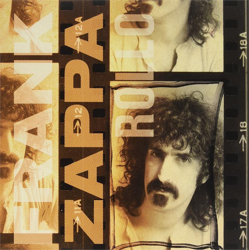 Frank Zappa Rollo 10 Quot Vinyl 4 22 2017 Rsd Release
