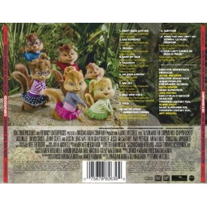 Alvin Amp The Chipmunks Chipwrecked Various Artists