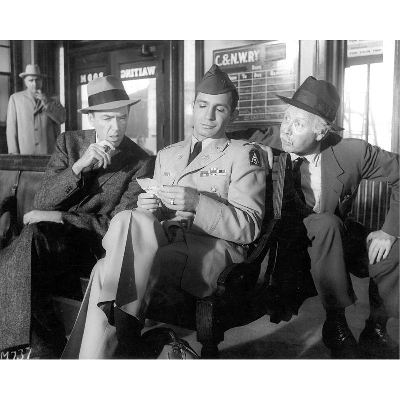 Anatomy of a Murder - James Stewart, Ben Gazzara, Lee Remick and ...