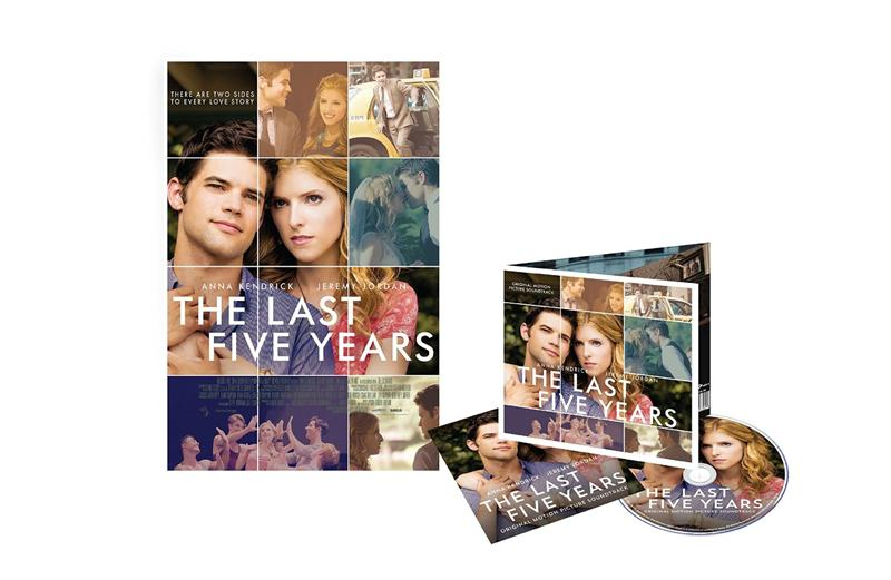 Download the last five years movie soundtrack : Discover-prototype gq