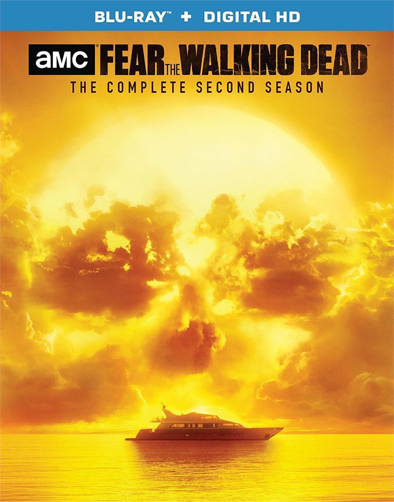 Fear The Walking Dead Season 2 Kim Dickens Cliff Curtis