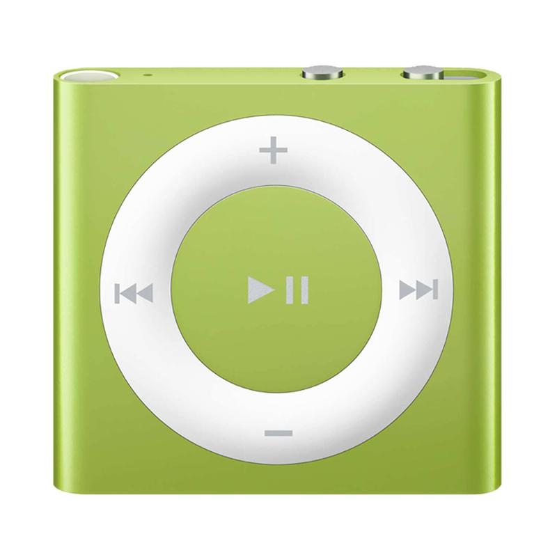 Apple Ipod Shuffle 2gb Mp3 Player 4th Generation Yellow