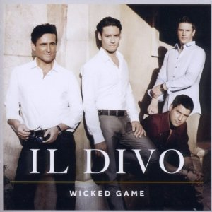 Il divo wicked game audio cd 2011 for Il divo cd list