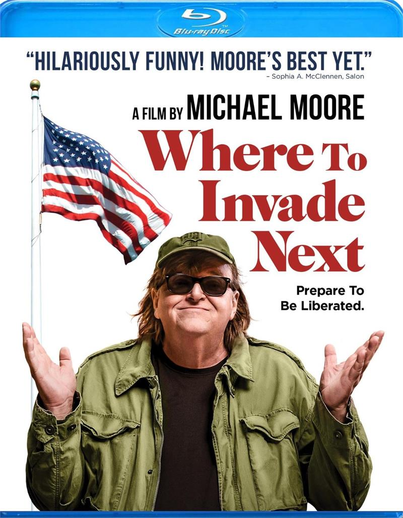 """michael moore film In a scene from his new anti-trump film, """"michael moore in trumpland,"""" the oscar-winning filmmaker predicts that donald trump will win the nov 8 presidential election because the middle class is fed up with the establishment and will vote for the republican nominee as a """"f you"""" to washington."""