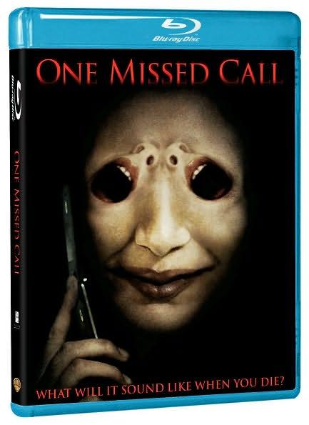 ... Starring Edward Burns, Shannyn Sossamon and Azura <b>Skye (Blu</b>-ray - 2008) - OneMissedCall