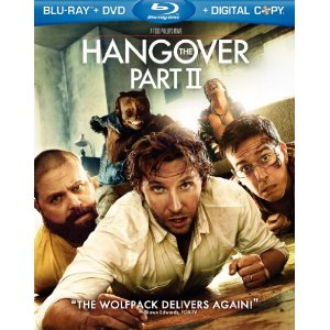 The Hangover Part II - Starring Bradley Cooper and Zach