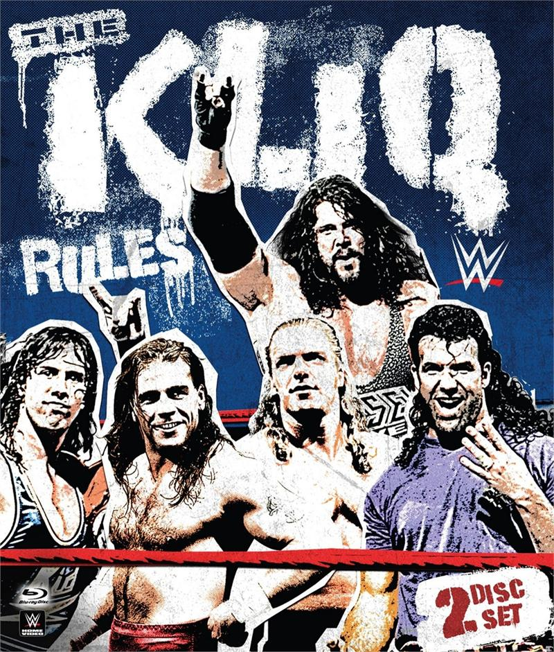 WWE: The Kliq Rules (Blu-ray