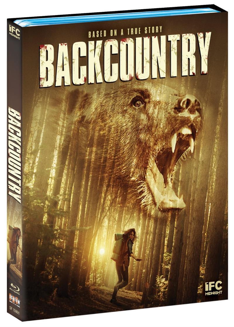 Backcountry 2014 Missy Peregrym Eric Balfour Adam