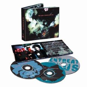 The Cure Disintegration Audio Cd 2010 3 Disc Box Set