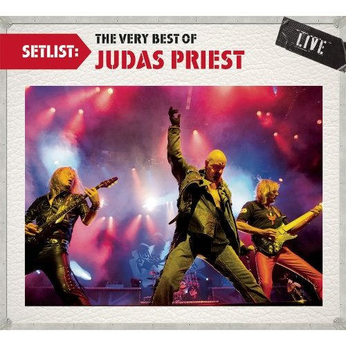 Judas Priest Setlist The Very Best Of Judas Priest Live