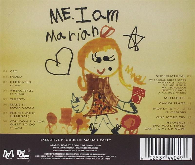 Mariah Carey - Me  I Am Mariah   The Elusive Chanteuse