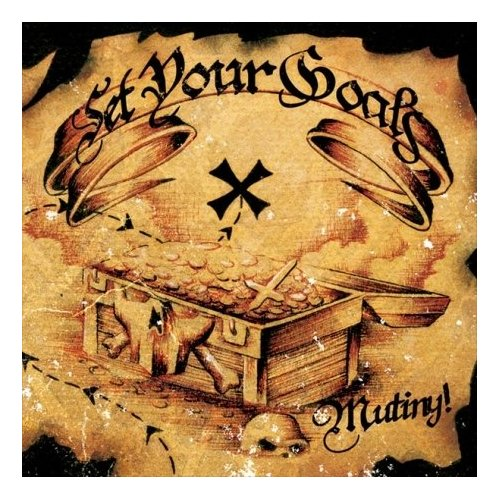 Set Your Goals Mutiny Deluxe Edition Audio Cd 2008