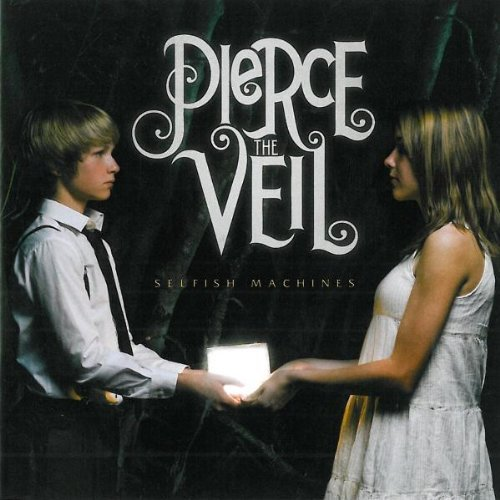 pierce the veil selfish machines audio cd 2010