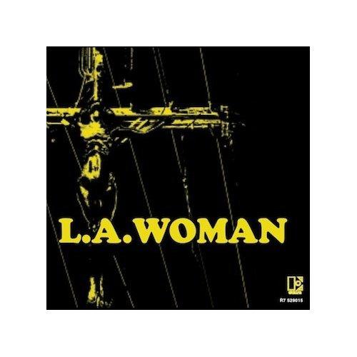 The Doors - L A  Woman 40th Anniversary (4 Singles Box Set