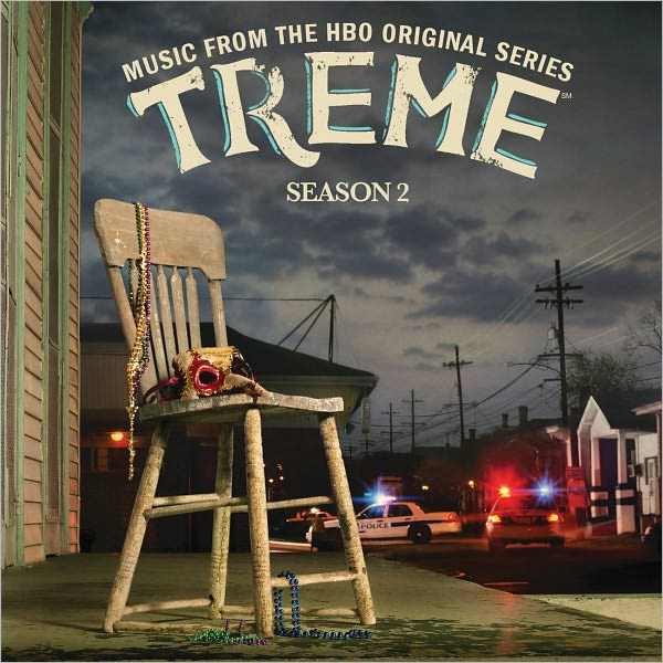 treme season 2 music from the hbo original series various artists audio cd 2012 soundtrack. Black Bedroom Furniture Sets. Home Design Ideas