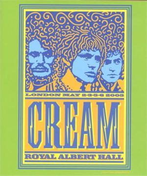cream royal albert hall london may 2 3 5 6 2005 hd dvd 11 14 2006. Black Bedroom Furniture Sets. Home Design Ideas