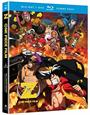 One Piece: Film Z - Eric Vale, Luci Christian, Mike McFarland (Blu-ray/DVD Combo - 9/30/2014)